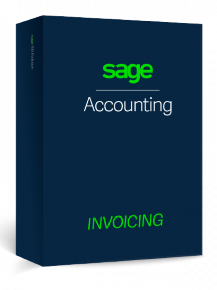 Sage Business Cloud Invoicing